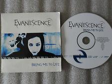 CD-EVANESCENCE-BRING ME TO LIFE-ALBUM DAREDEVIL-FALLEN-(CD SINGLE)-2003-2 TRACK