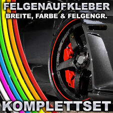 ░▒▓ Felgenrandaufkleber ▓▒░ 4-20mm Felgenaufkleber Auto Motorrad Pocket Bikes