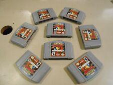 Pokemon Stadium Nintendo 64 N64 Multiplayer Battle Game Authentic/Tested E Rated