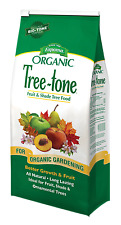 ESPOMA Tree-tone 4 lbs. 6-3-2 FOR SHADE AND FRUIT TREES Organic Fertilizer Food