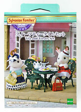 JP Sylvanian Families TS-07 Town Series Tea and Treats Set NZA