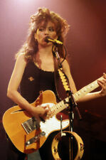 Susanna Hoffs 18x24 Photo Poster Print The Bangles With Guitar
