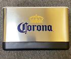 Collectible Corona Beer Bottle / Can - Metal Cooler - NEW MIB
