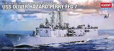 ACADEMY 1/350 PLASTIC MODEL KIT USS OLIVER HAZARD PERRY AUS DECALS ACD14102