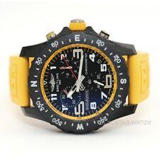 Breitling Endurance Pro Chronograph 44mm Wristwatch X82310A41B1S1 Yellow