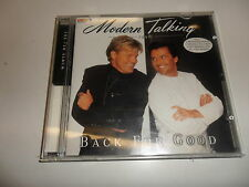 Cd   Modern Talking  ‎– Back For Good - The 7th Album