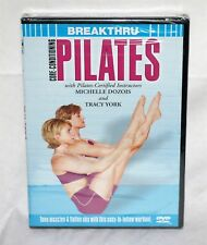 Breakthru: Core-Conditioning Pilates (DVD, 2003) New