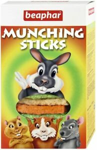 BEAPHAR Munching Sticks For Small Animals 2 X 150g Boxes