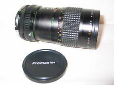 Vintage MC Auto Promaster Zoom 1:35-4.5 f=35-105mm No.8103878 Macro Camera Lens