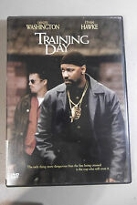 TRAINING DAY DVD 2002 Denzel Washington Ethan Hawke Rated: R #8