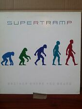 Vinyle 33t - Supertramp - Brother where you bound