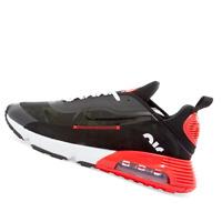NIKE MENS Shoes Air Max 2090 - Infrared, Black & Sage Green - CU9174-600