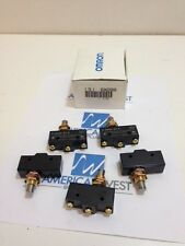 Omron  A-20GQ-B7-K  20A 125.250 or 480VC 1HP Box of 5 New Surplus