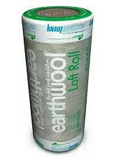 knauf loft insulation 200mm full pallet 24 rolls  142.32m2