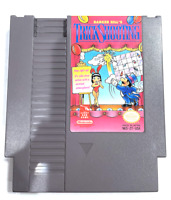 Trick Shooting ORIGINAL NINTENDO NES GAME Tested + Working & Authentic