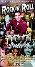 The Best of Rock'n'roll - Coffret 4 CD (Elvis Presley, Chuck Berry, Jerry Lee .)