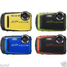 """Fujifilm Finepix XP90 Waterproof 16.4mp 3"""" Digital Camera Brand New Jeptall"""