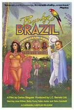 BYE BYE BRAZIL Movie POSTER 27x40 Jose Wilker Betty Faria Fabio Junior Zaira