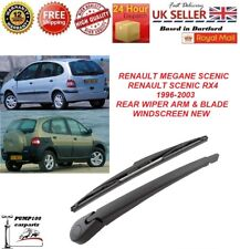 RENAULT MEGANE SCENIC I / RX4 1996-2003 REAR WIPER ARM & BLADE WINDSCREEN 350MM