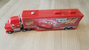 voiture CARS disney pixar CAMION 35 cm rust eze  lightning Mc queen 95 ( 1)