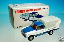 TOMYTEC TOMICA LIMITED VINTAGE LV-15d DATSUN 1200 TRUCK Yamashin S=1/64 New!!