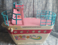 Barbie Dream Boat Cruise Yacht Mattel Lots of accessories