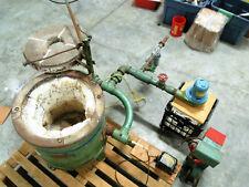 McEnglevan / MIFCO Foundry furnace B30 (B301) 20-30 lb Crucible