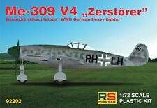 RS Models 1/72 Messerschmitt Me-309V-4 # 92202