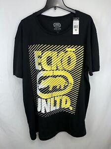 ecko unltd Men's Size 2XL t-shirt black NEW