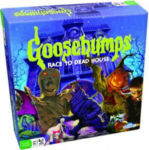 Goosebumps: Race To Dead House Board Game
