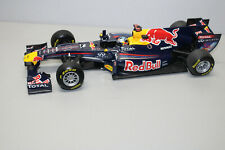 Minichamps Red Bull Renault RB6 Formel 1 1:18 #M284