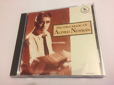 THE FILM MUSIC OF ALFRED NEWMAN (1992) OOP Varese Ltd Score Soundtrack OST CD NM