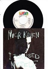 "7"" Nick Kamen - I Promised Myself ----"