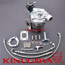 Kinugawa Billet Turbo TD04HL-19T-5cm T25 / Forged WG & High Flow 9 Blade Turbine