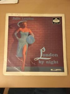 Julie London With Pete King And His Orchestra - London By Night (LP, Album, M...