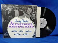 Alexander's Ragtime Band OST LP Hollywood Soundstage 406