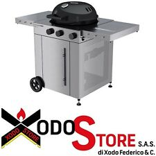 Barbecue Gaz Grill OUTDOORCHEF Arosa 570 G Inoxydable Steel - Mail Pour