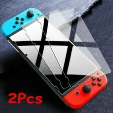 For Nintendo Switch Film Premium 9H Tempered Glass Screen Protector HD (2 PCS)