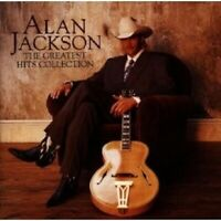 "ALAN JACKSON ""THE GREATEST HITS COLLECTION"" CD NEW"