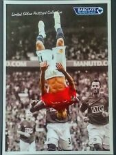 Nani Manchester United Limited Edition Postcard Collection. BRAND NEW.