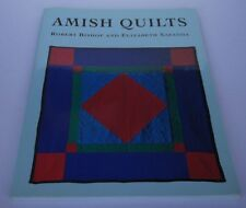 Robert Bishop: Amish Quilts. Softcover, 1991