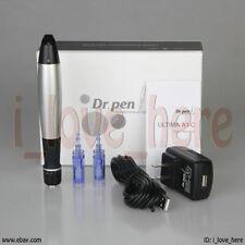 Electric Auto DR. Derma Pen Micro Needle Roller Anti Dr.Pen+12PCS 36 PIN Needles