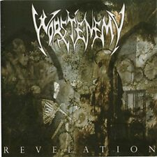 WORSTENEMY-REVELATION-IMPORT CD w/JAPAN OBI E51