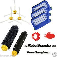 【Per iRobot Roomba 650 Aspirapolvere Robot】Ricambio Kit High Performance