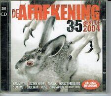 DE AFREKENING 35 STUDIO BRUSSEL  (rb501) 2CD