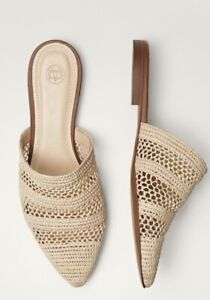 Massimo Dutti mules shoes Size US 6 (EUR 36)