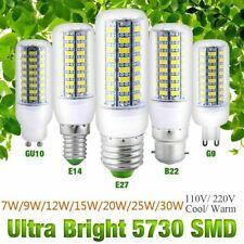 E27 36 LEDS 9W BULB DAY WHITE ENERGY EFFICIENT LED LIGHT SPOTLIGHT LAMP
