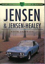 Jensen & Jensen-Healey 1906-98 Car Bus & Truck -  Interceptor FF 541 C-V8 +