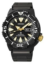 Seiko SRP583 Men's Prospex Black IP Stainless Steel 200M Automatic Dive Watch