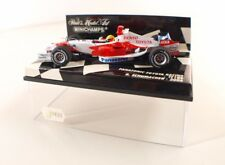 Minichamps • Panasonic Toyota Racing TF106 • R.Schumacher 2006 • 1/43